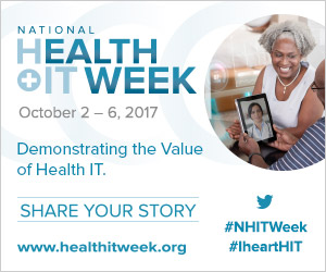 National Health IT Week 2017